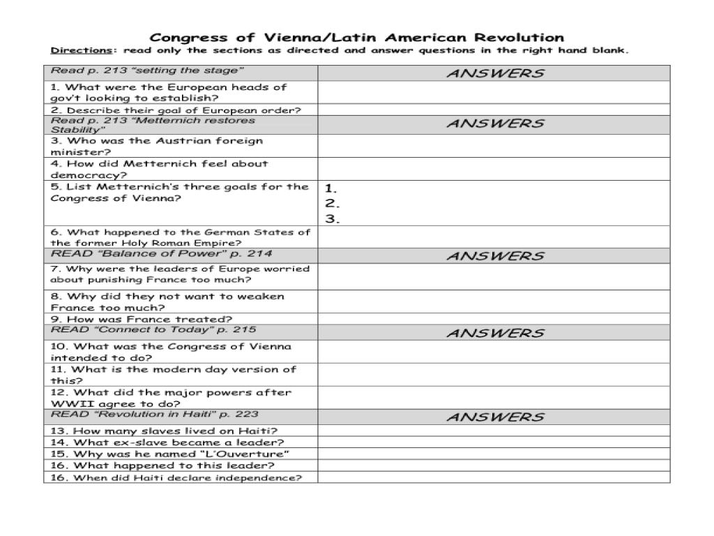 worksheet American Revolution Worksheet american revolution timeline worksheet free worksheets library c gress of vienn l t meric n revoluti less pl 10th