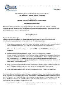 Weather Lesson Plans Worksheets Reviewed by Teachers