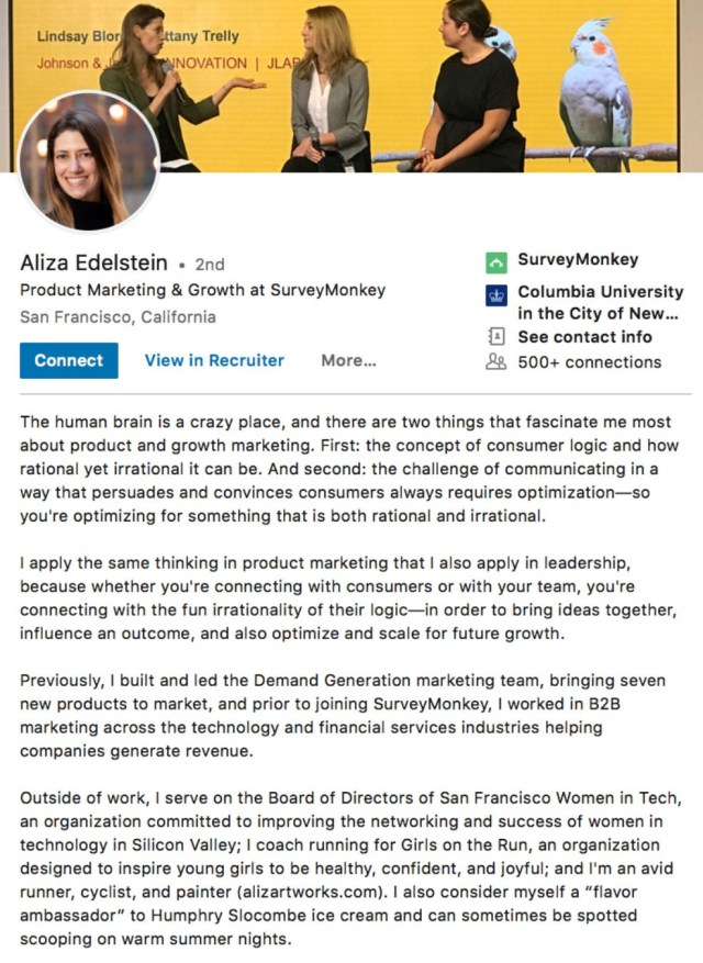 LinkedIn Profile Summary: Best 18 Examples How To Write