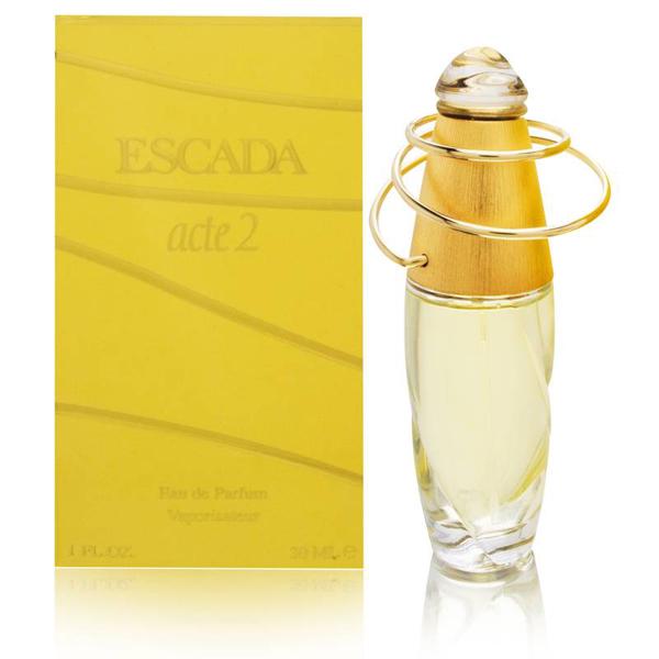Escada Perfume Act 2