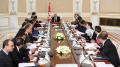 خصص للنظر في مشروع ميزانية 2020 :الناصر يشرف على اجتماع مجلس الوزراء