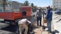 تطاوين: حملة نظافة في المناطق التي شهدت مواجهات