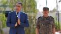 وزير الدفاع يطّلع على القاعدة الجوية العسكرية في تطاوين