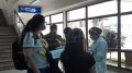 في أول رحلة جوية: مسافرون يشيدون بجديّة الإجراءاتفي المطار