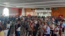 المهدي: فريق من وزارة الصحة أشرف على حسن تطبيق برتوكول مؤتمر الاتحاد