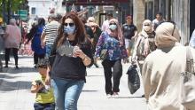 كورونا: أكثر من تسعة آلاف مخالفة لعدم ارتداء الكمامة