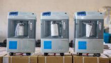 تاجروين: نائب تنخرط في مبادرة مواطنية لشراء مكثفات أكسجين