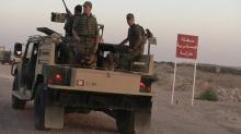 مكثر: دورية عسكرية تطلق النار على سيارة