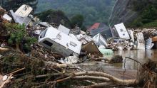 ارتفاع عدد قتلى فيضانات ألمانيا وبلجيكا إلى 170