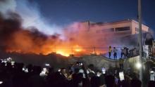 العراق: مديرو مستشفيات يستقيلون بعد حريق الناصرية