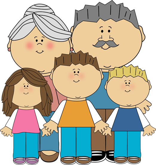 Grandparents and Grandchildren