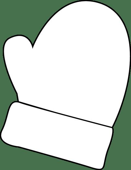Winter Hat Template Preschoolers