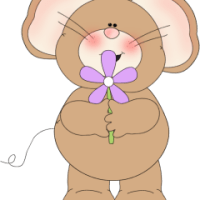 Little Daisy Field Mouse (A Children's Poem)