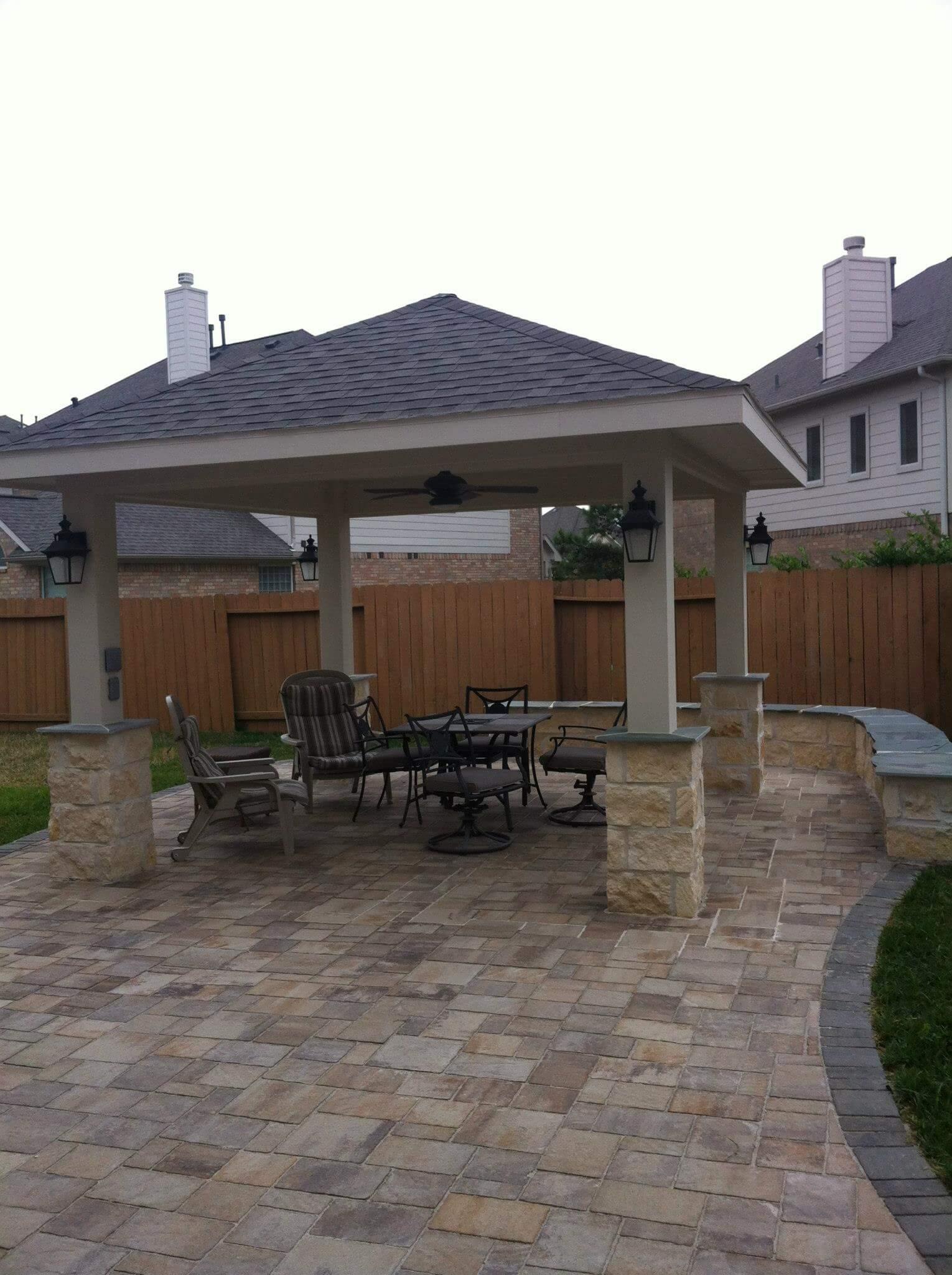 Top Backyard Pergola Ideas for Your Garden - KUKUN on Covered Pergola Ideas  id=87587