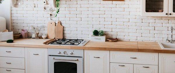 kitchen brick backsplash pros cons
