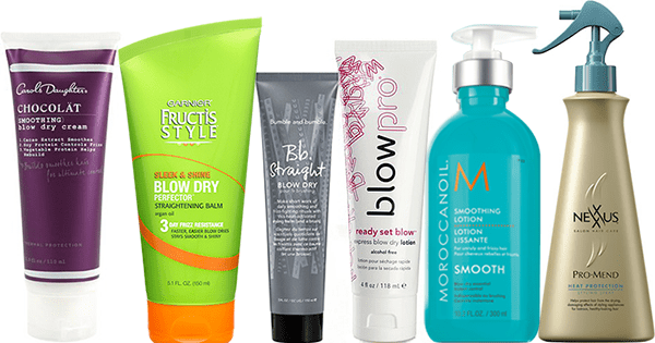 Top 10 Products For Your Best Blowout