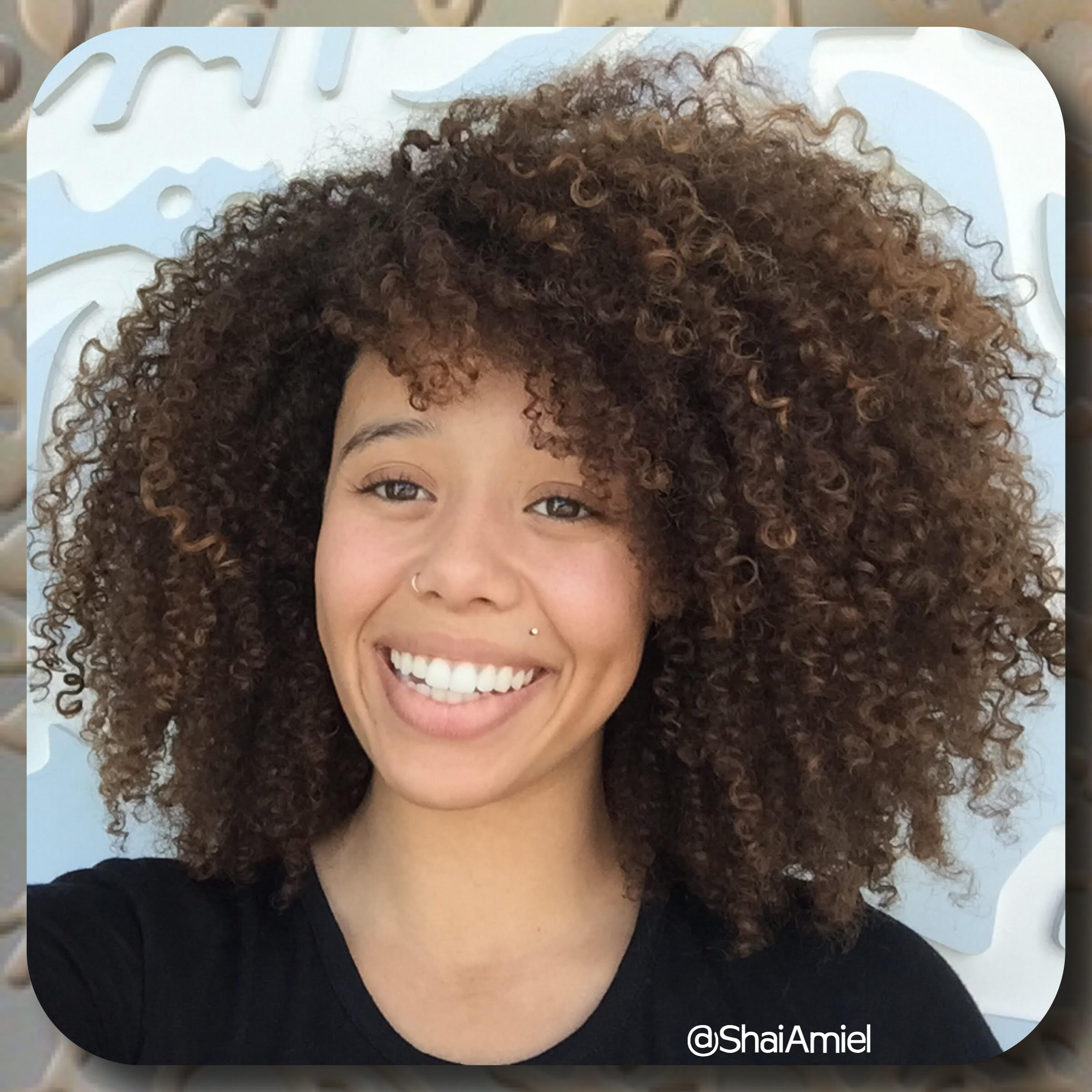 Hairstyles For 3B Curly Hair