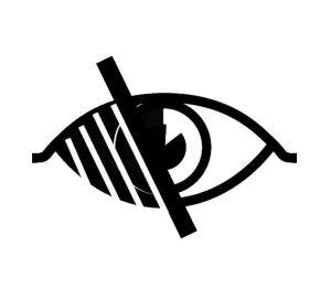 Risultati immagini per Disability Discrimination Act visually impaired symbol