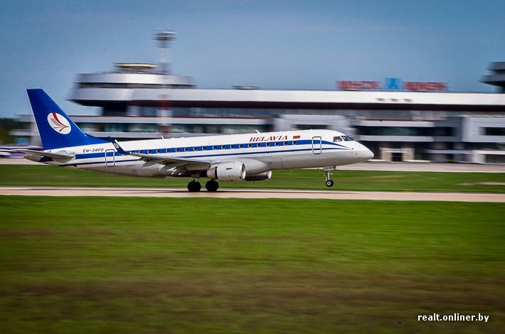 avions Belavia