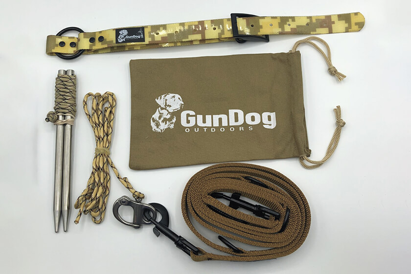 Gundog Outdoors Quick-release safety system