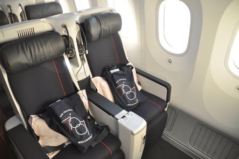 Air New Seats France Economy Premium