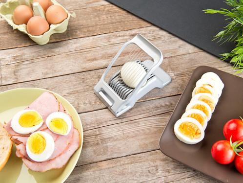 coupe œufs en metal 10 fils