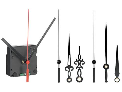 mecanisme d horloge radio pilote avec 3 sets d aiguilles
