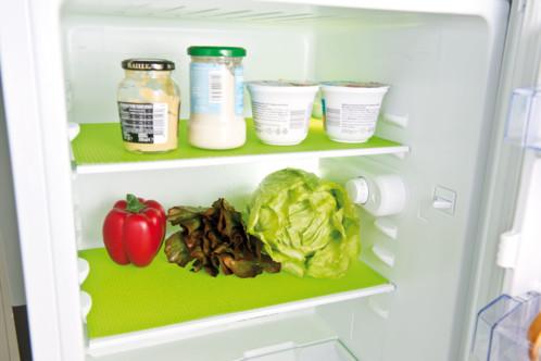 10 tapis de refrigerateur antibacteriens et desodorisants