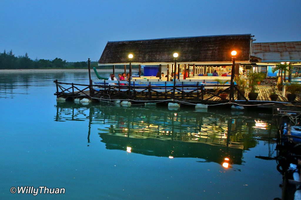 Phuket Floating Restaurant