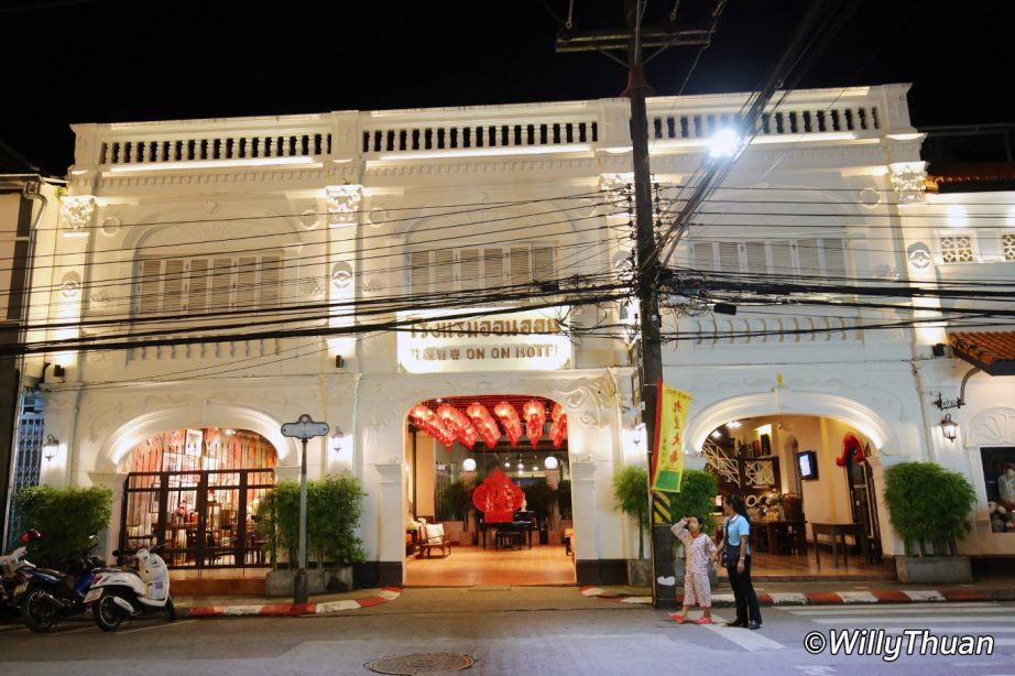 On On Hotel in Phuket Town