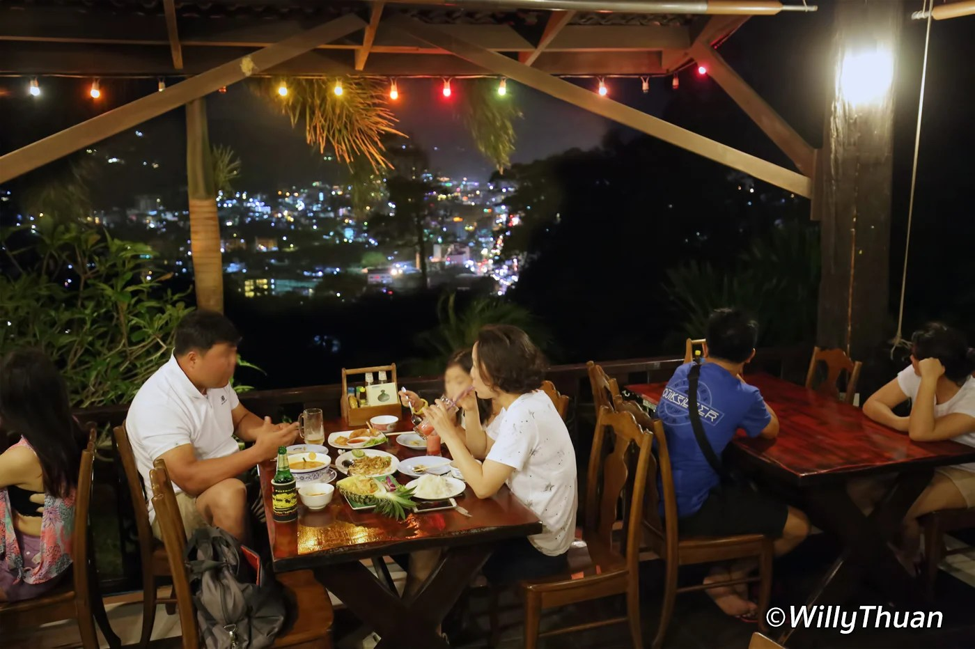 Restaurant Number 6 Patong