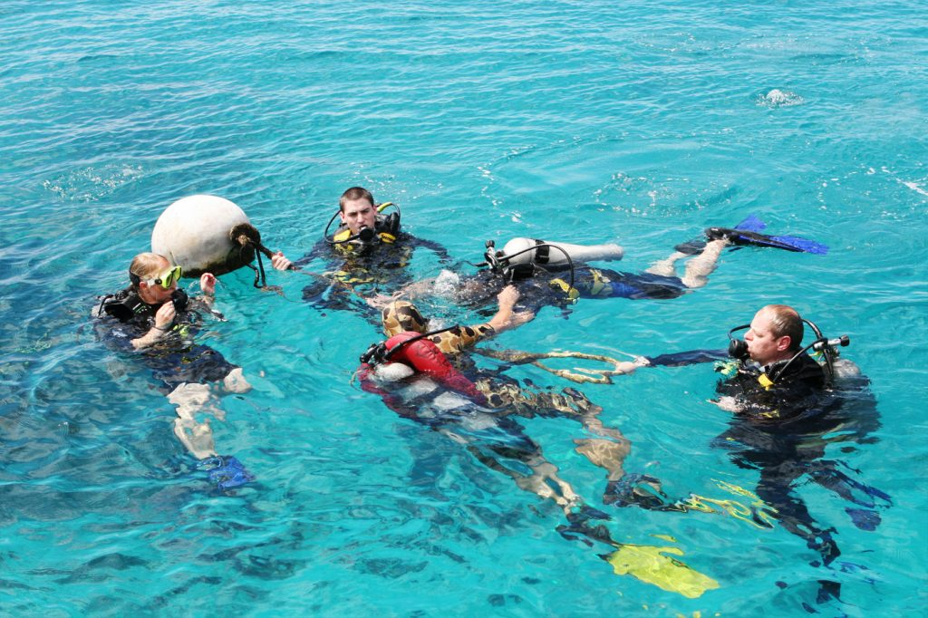 Phuket Diving Courses