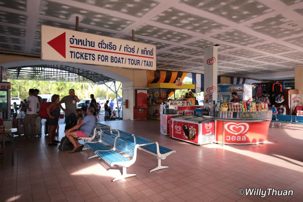 Ferry Tickets Phuket to Phi Phi Island