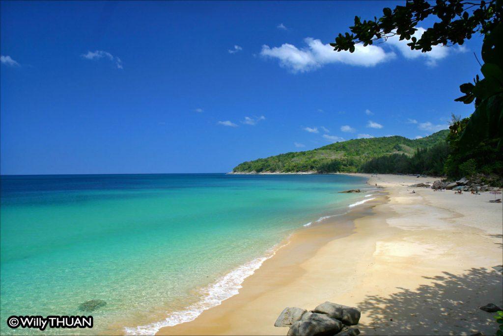 Nai Thon Beach Hotels