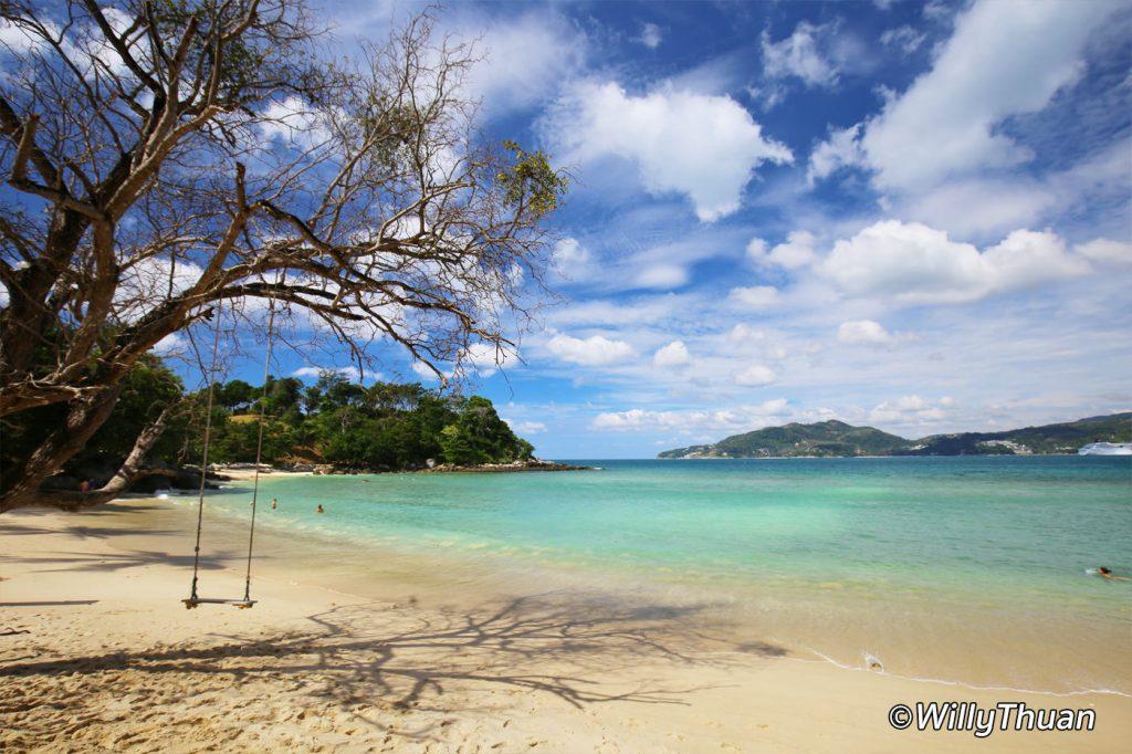Paradise Beach Phuket near Patong Beach - Phuket 101