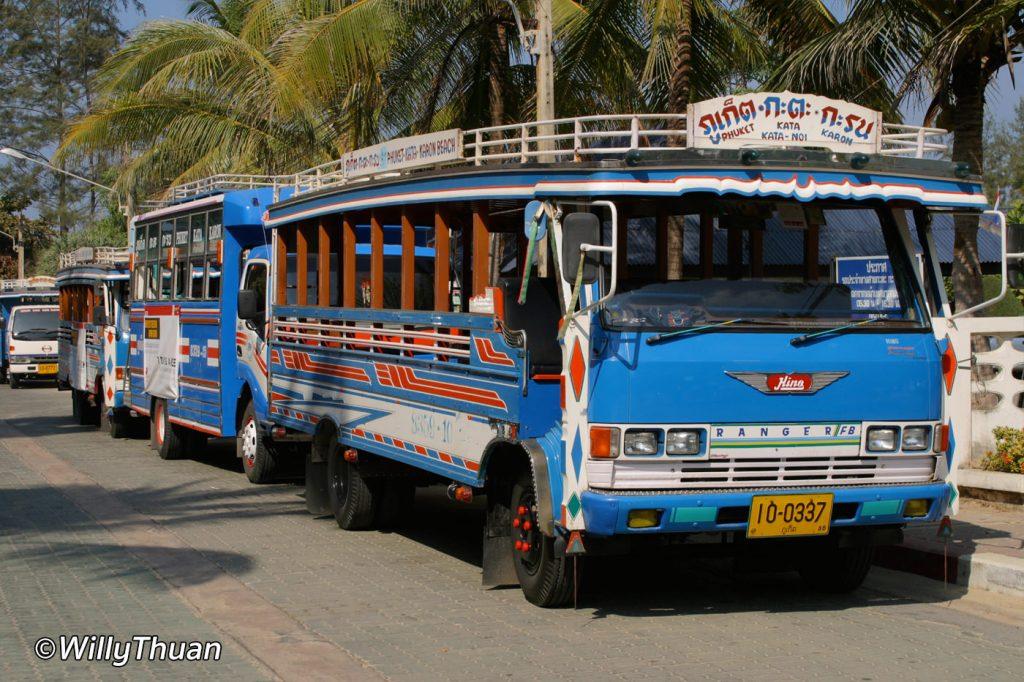 Phuket Local Bus