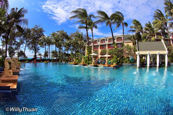 Phuket Graceland Resort and Spa in Patong Beach