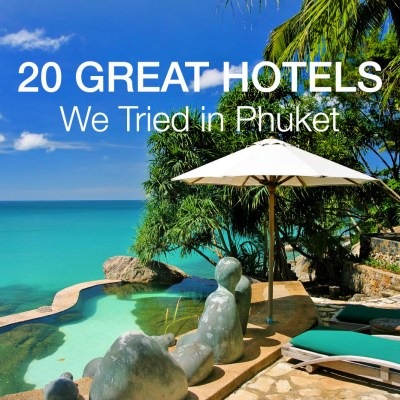 Best Hotels in Phuket