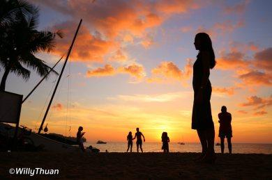 kamala-beach-sunset