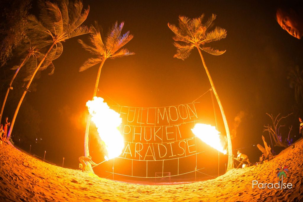 Phuket Full Moon Party
