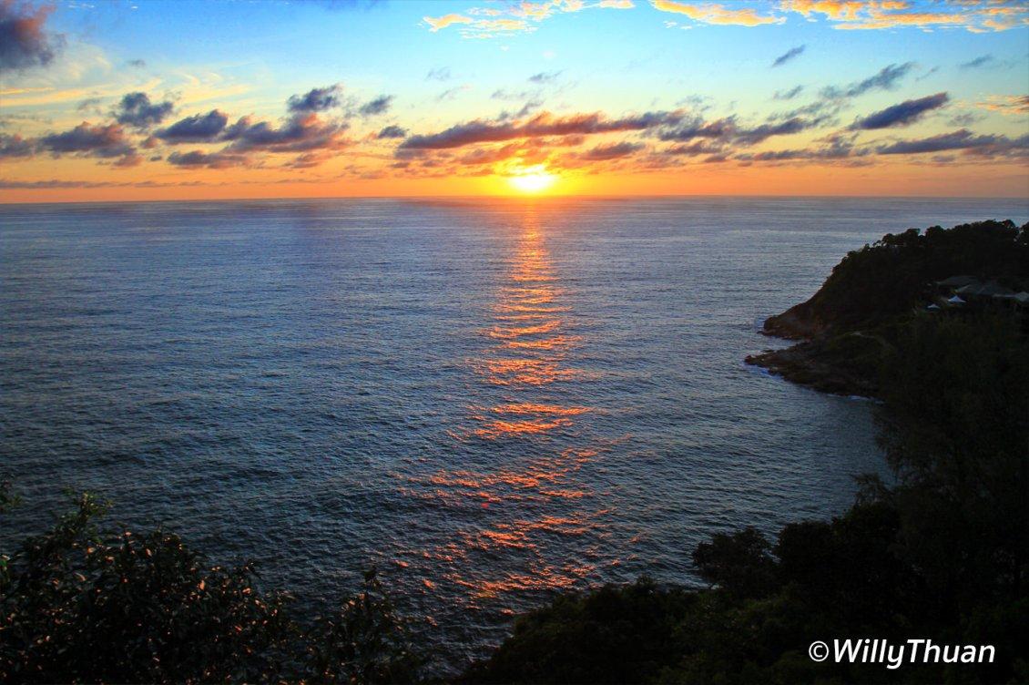 Paresa Resort Sunset