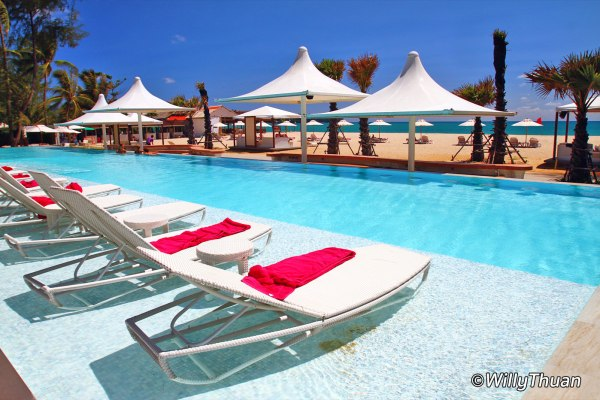 Xana Beach Club at Angsana Resort Phuket