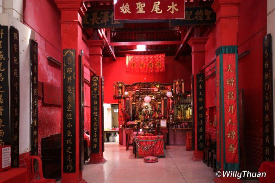 Thalang Road Shrine