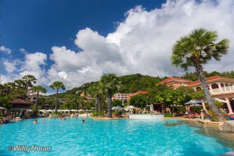 Centara Grand Beach Resort in Karon Beach