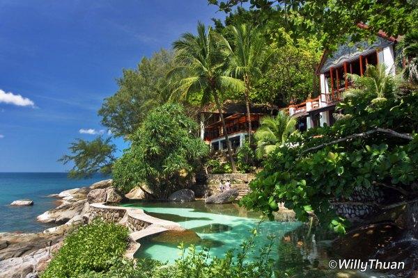 Mom Tri's Villa Royale in Phuket