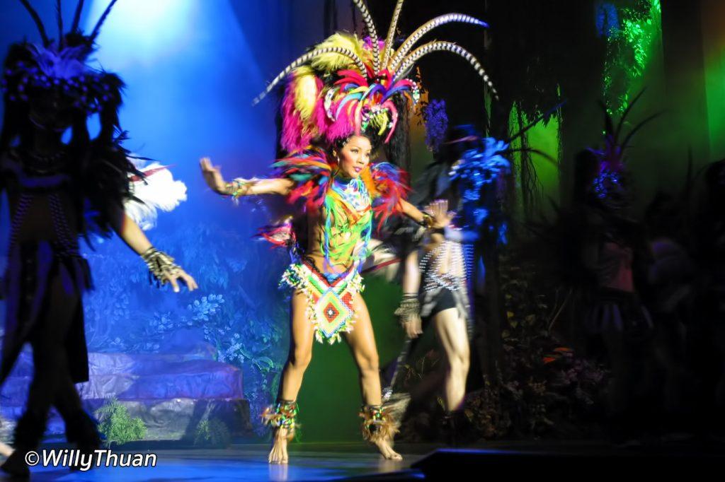 Simon Cabaret Show Phuket