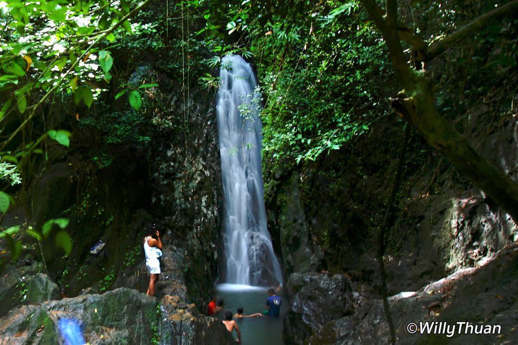 Bang Pae Waterfall in Phuket