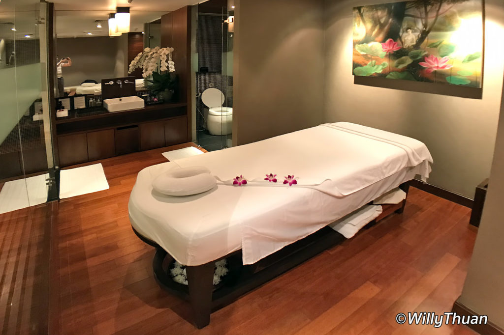 Thai Airways Spa