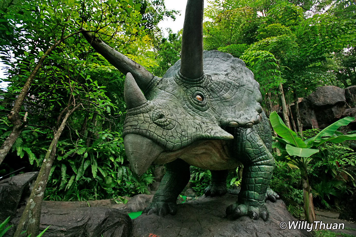 Dino Park Mini Golf In Kata Beach Phuket Phuket 101