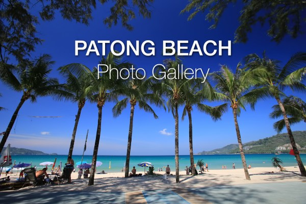 Patong Beach Photo Gallery – Photos of Patong beach